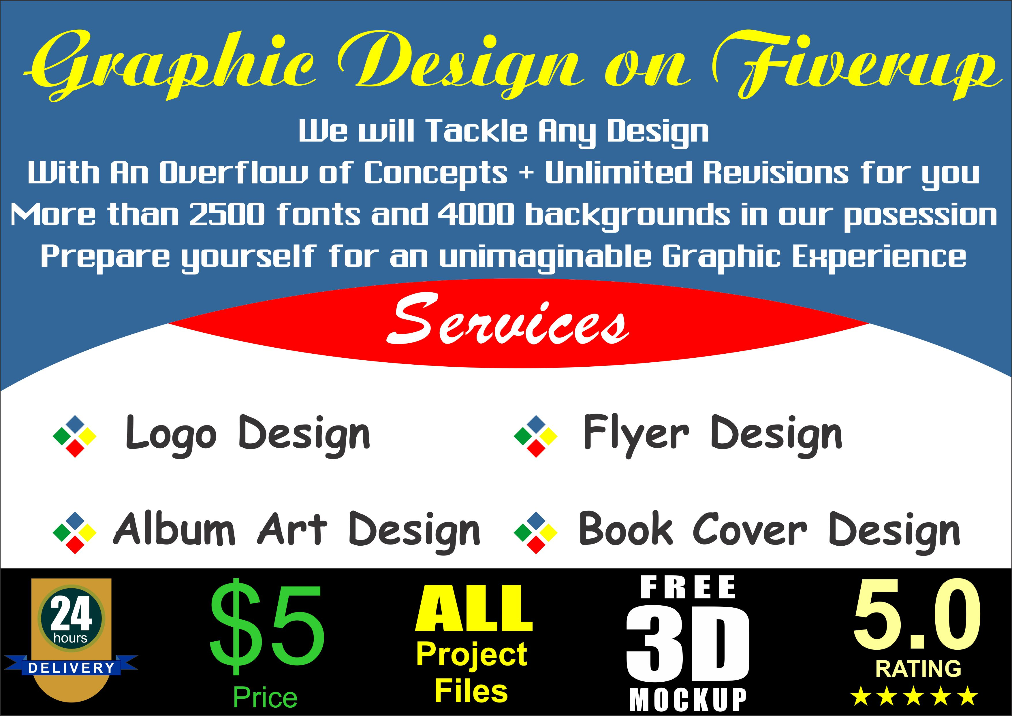 do any graphic design to your taste