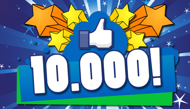 Add 10,000 Facebook Post likes generated