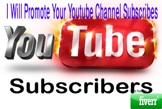 give you YouTube Chanel subscribers