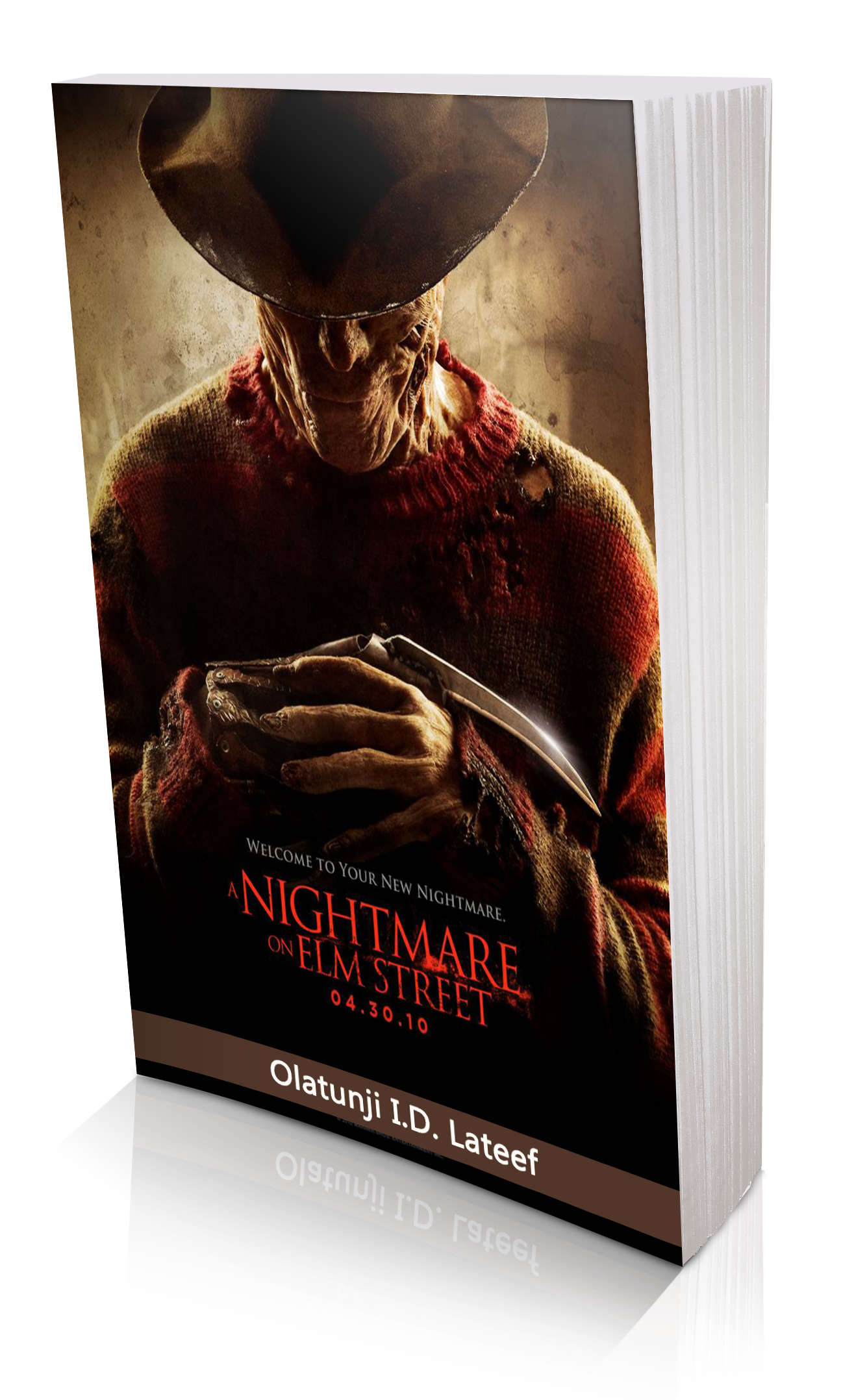 design amazing and eye catching ebook cover