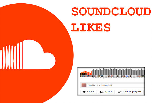 give +500 High Quality Real SoundCloud Likes