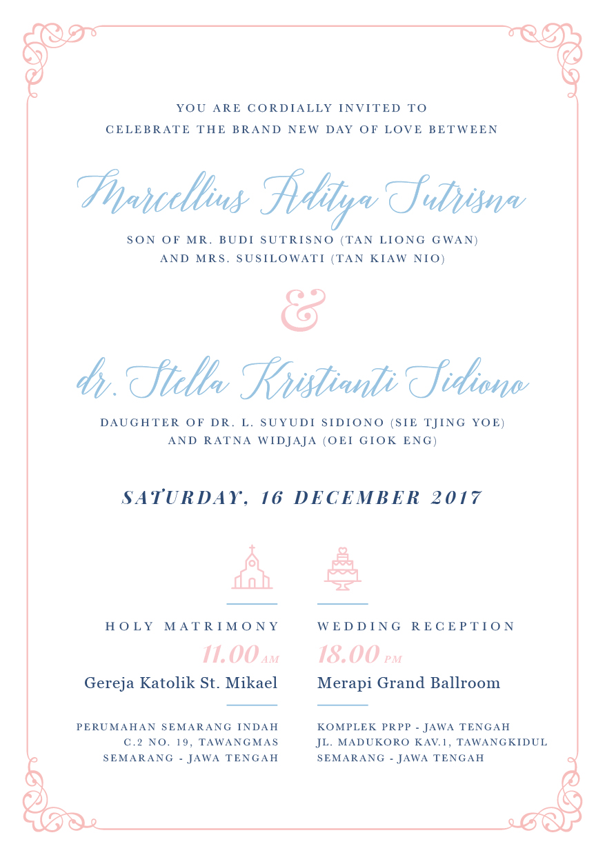 Design beautiful Invitations & Save the Dates under 48 hours