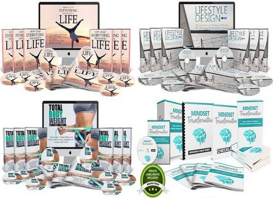 give 175 Self Help EBook Products PLR and MRR