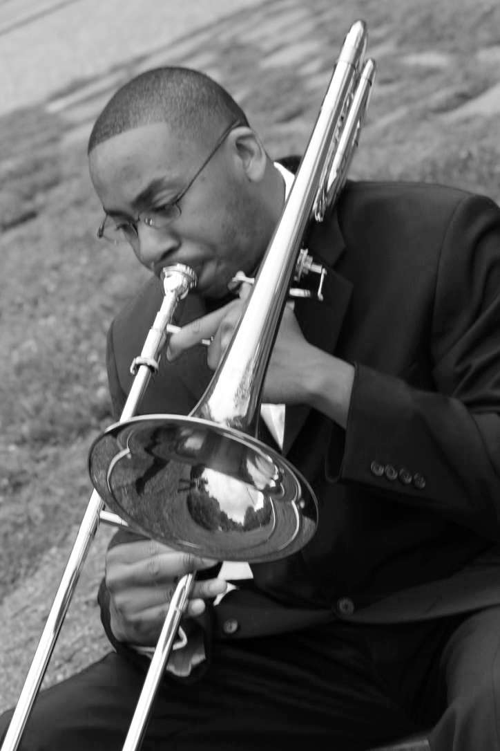 record quality trombone parts for music