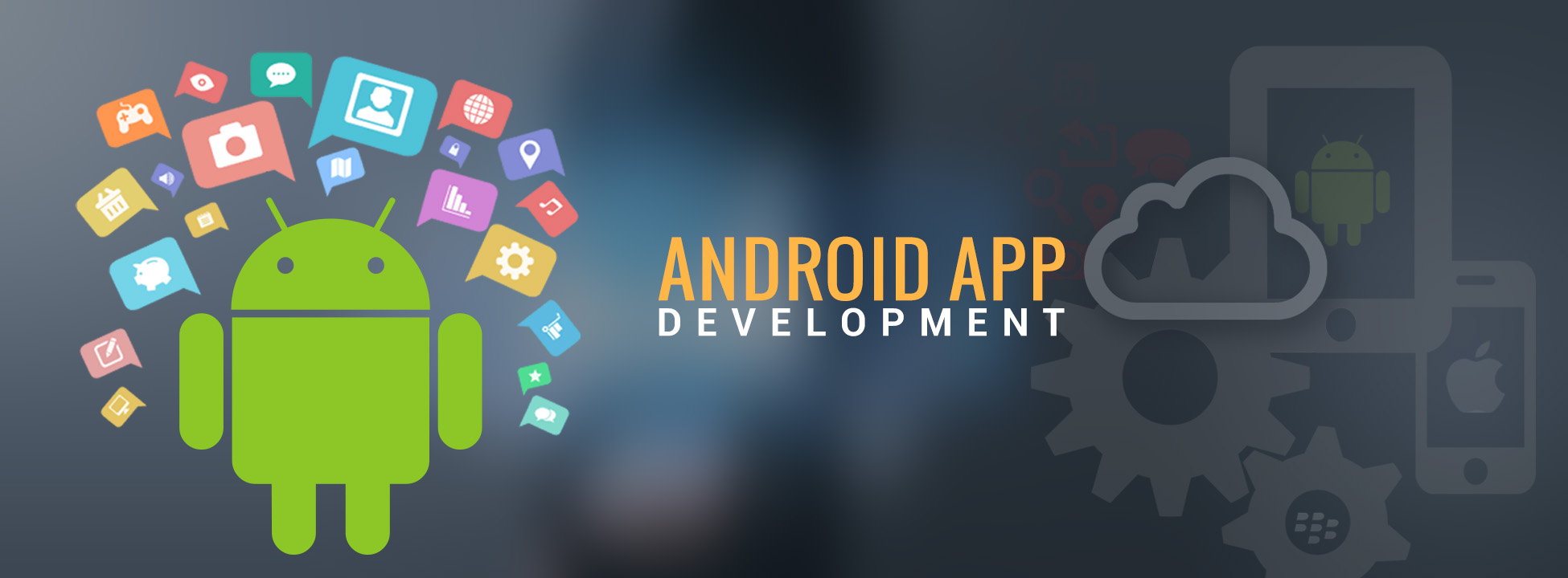 develop android apps