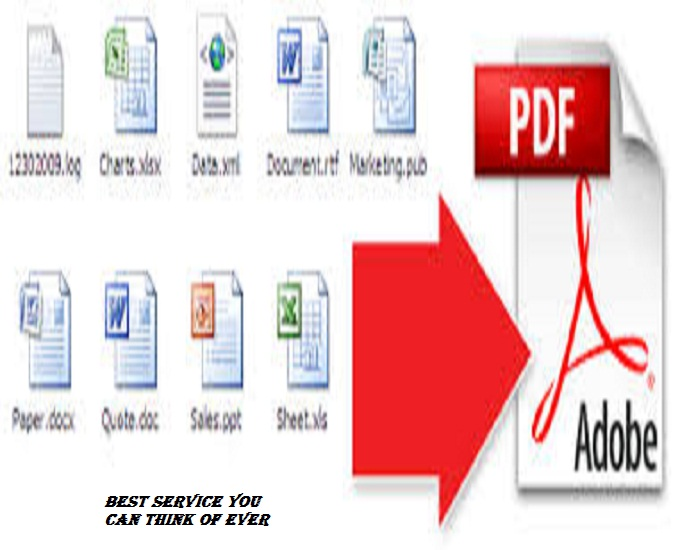 professionally convert PDF to word, excel, powerpoint, jpg