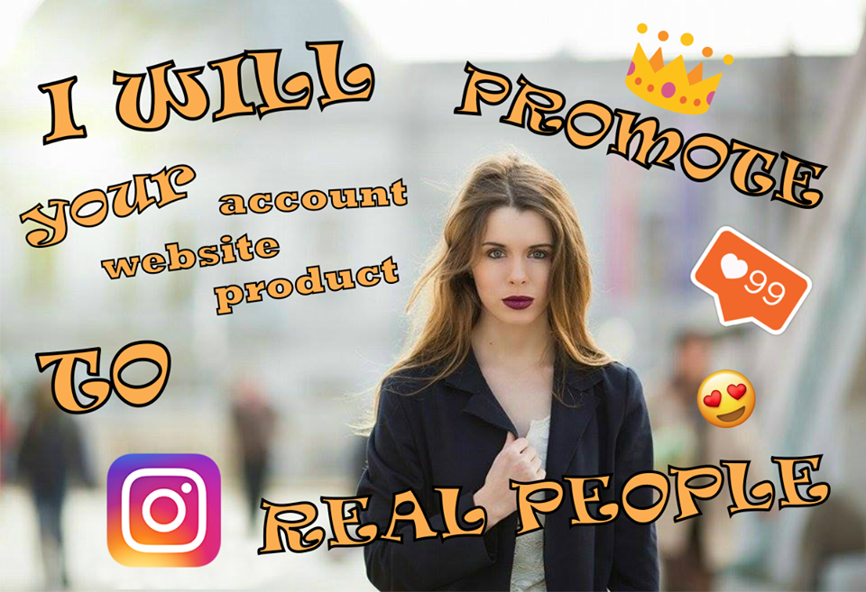 Promote Your Product, Profile Or Website On My 40k+ Instagram