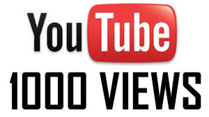 1000 Nondrop High Quality youtube video views