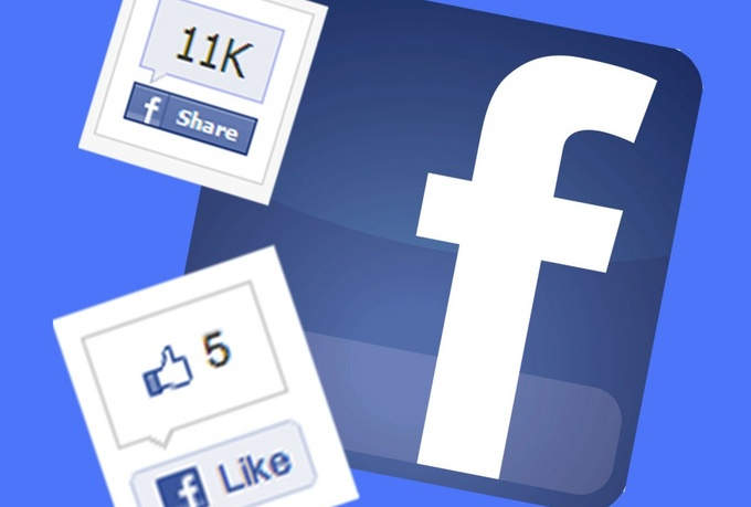 give you 1000 plus likes on your page at facebook
