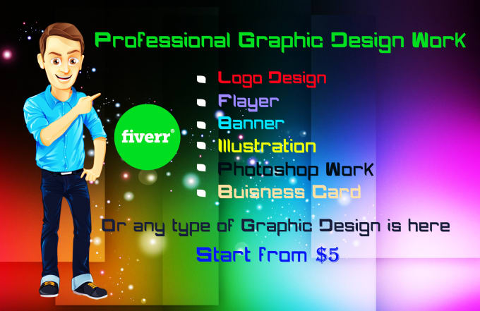 Do The Best Logo For Your Idea And Graphics Design