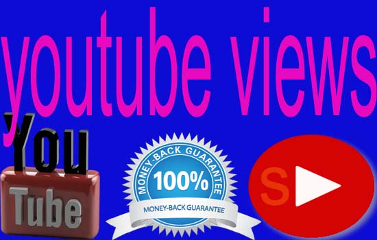 give you 100+ Nondrop High Quality youtube video views