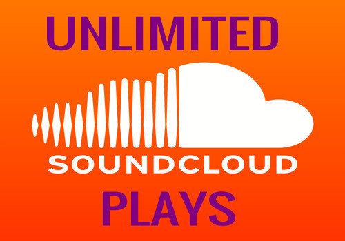 Give you 1000 soundcloud plays