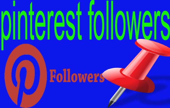 give you real 100+ pinterest followers