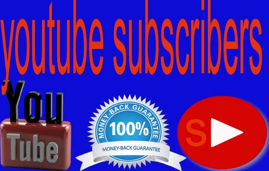 give you real 600+ Youtube Subscribers