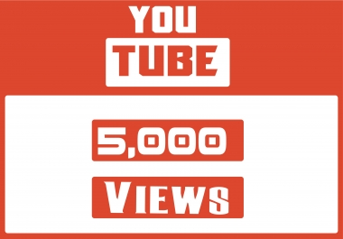 give 5000 youtube views