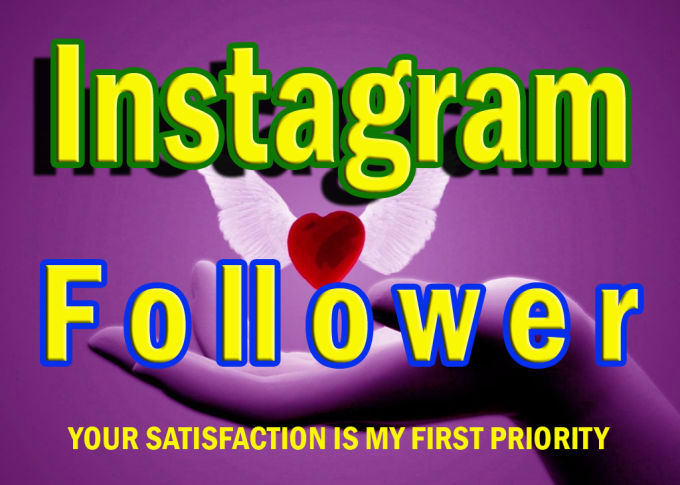 give you 4000 Real and active instagram follwers