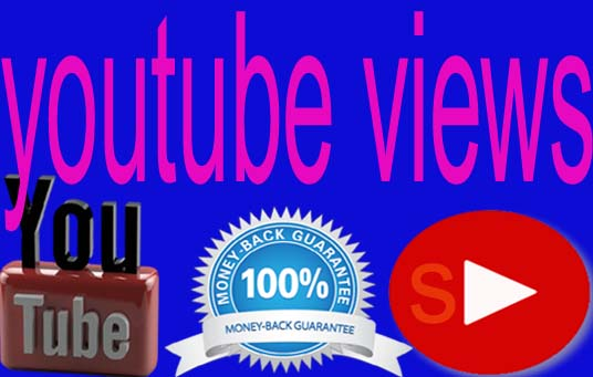 give you 3000 youtube real views
