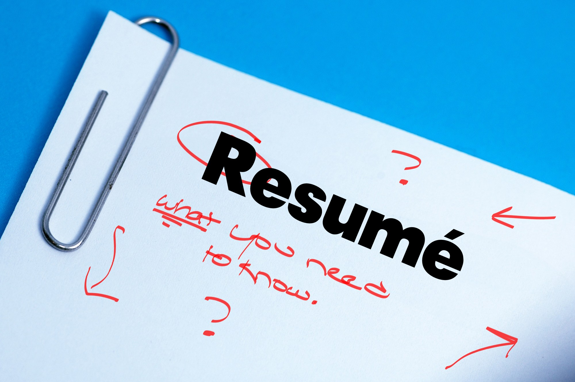 do your resume and cover letter included