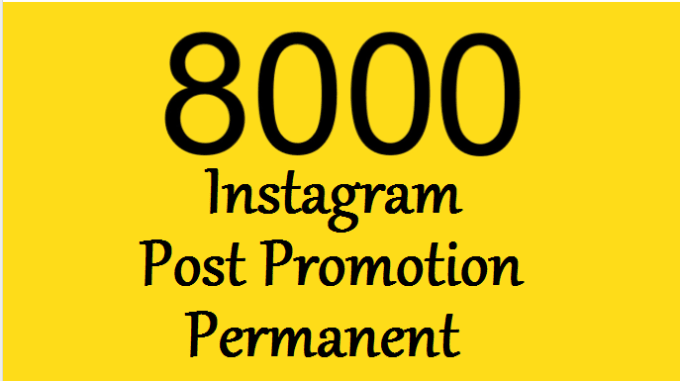 give 8,000 instagram likes