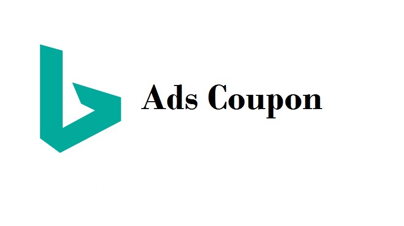 give you 115 USD bing ads coupon code for new accounts