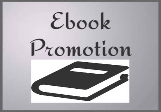 promote your ebook in my high ranking ebook blog, twitter account, facebook page and pinterest account