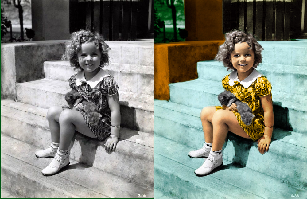 retouch and back ground remove your photograph