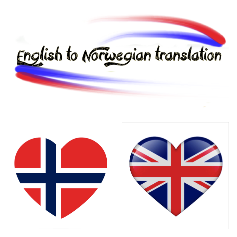 translate up to 800 words from English to Norwegian