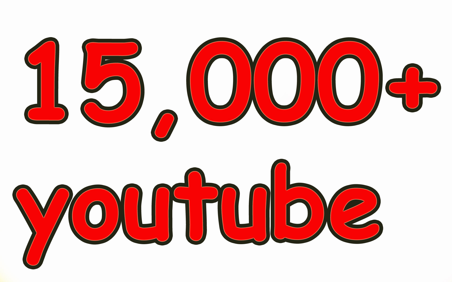 15,000 High Quality YouTube Views Fully Safe