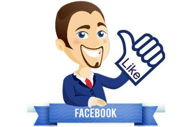 give 7000 facebook fan page likes permenant