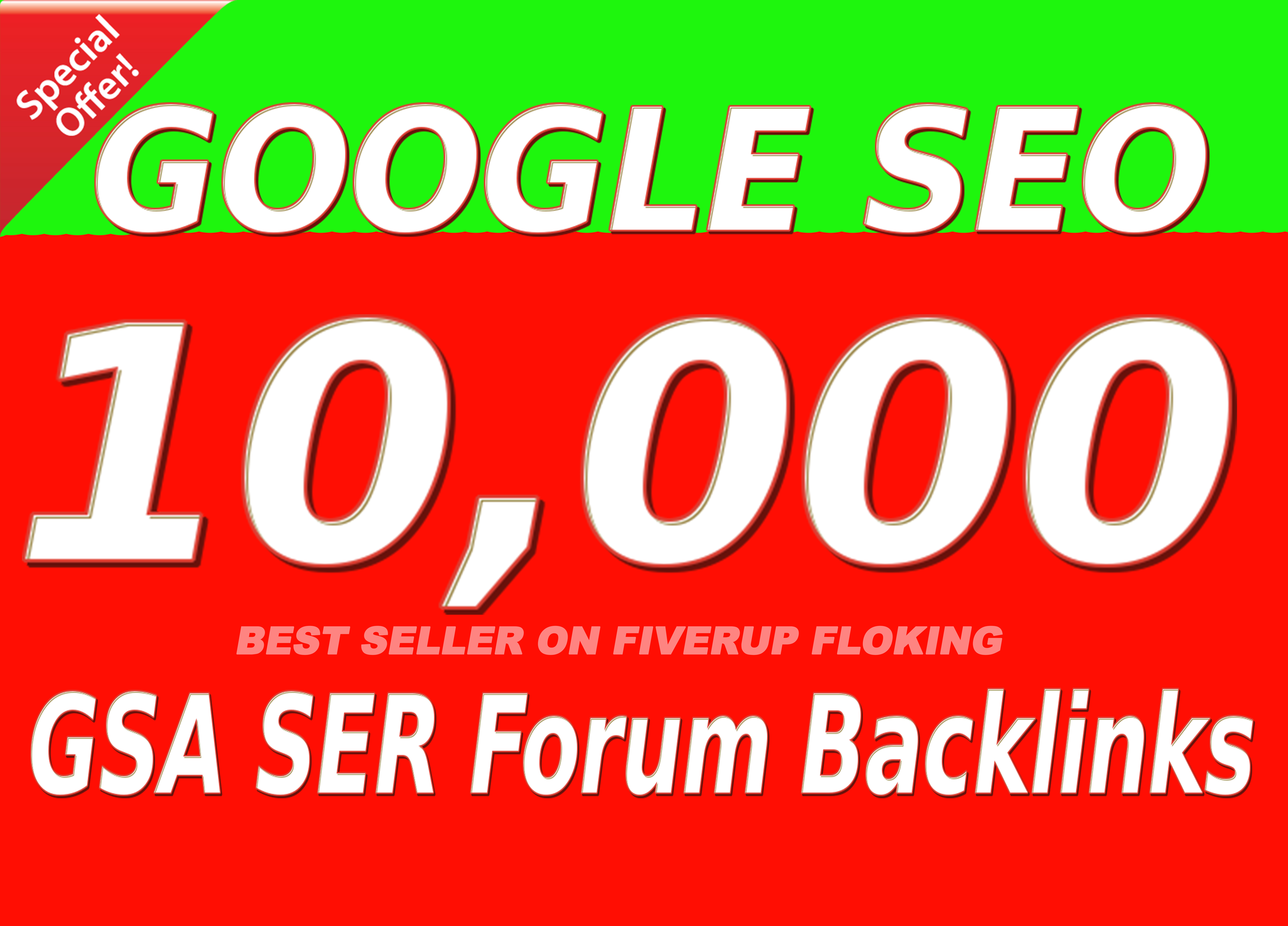10,000 GSA SER Forum Backlinks for Google SEO