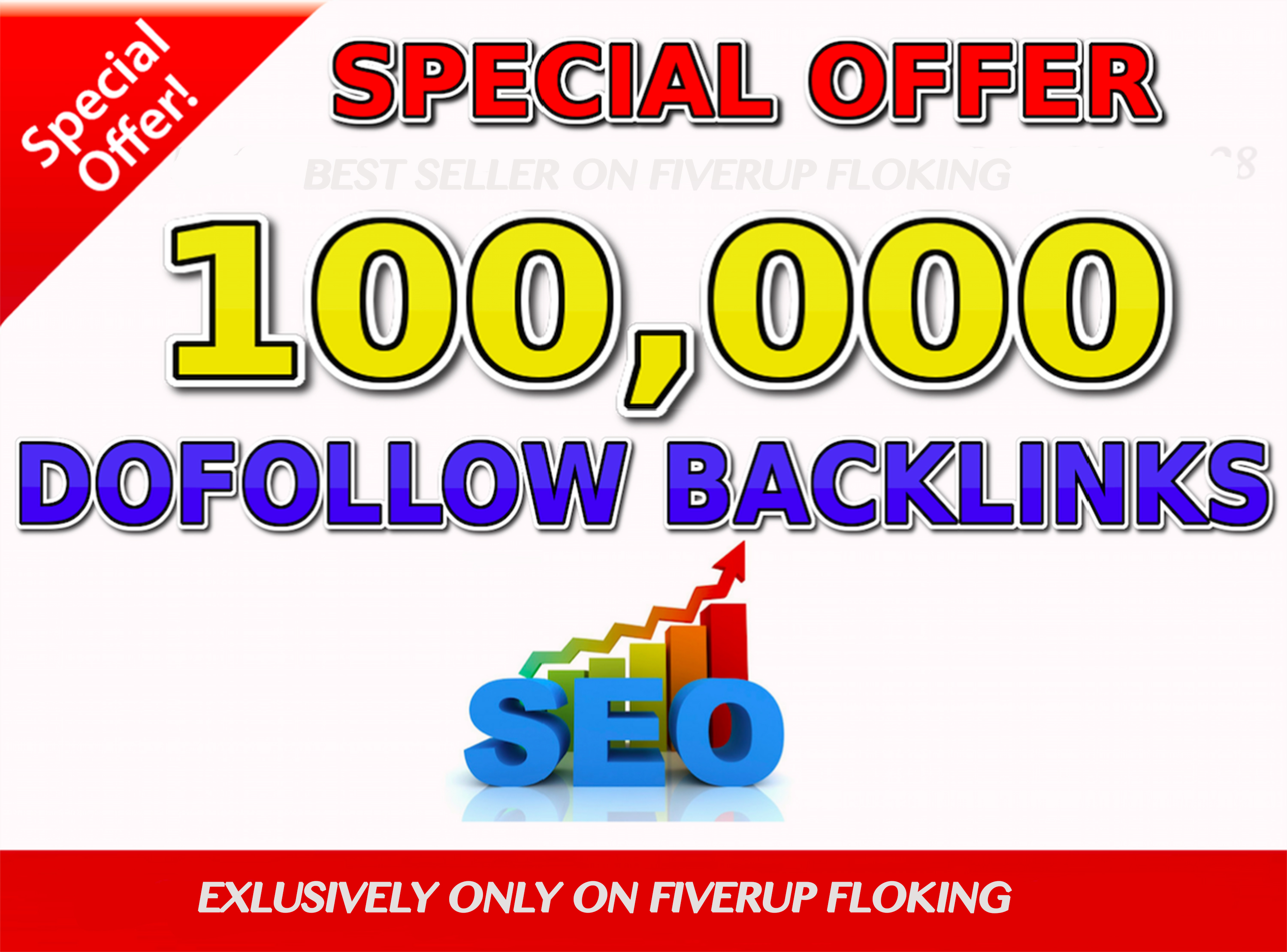 SEO 100,000 GSA Dofollow Links for Boosting Ranking in Google SERP