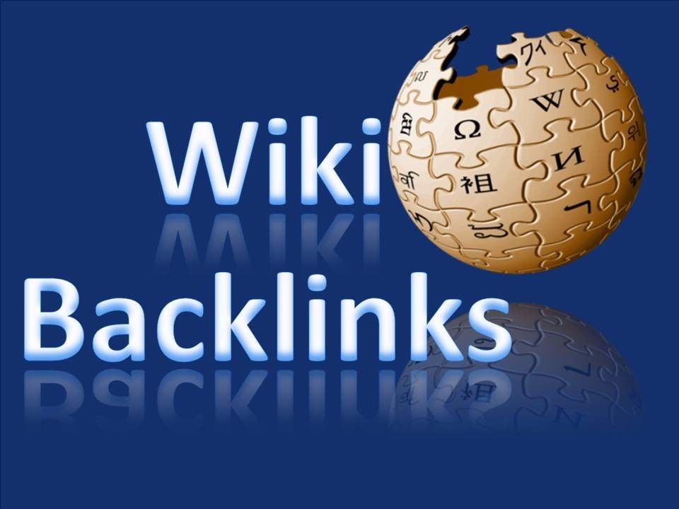 give you 150 wiki backlinks Mix profile and article