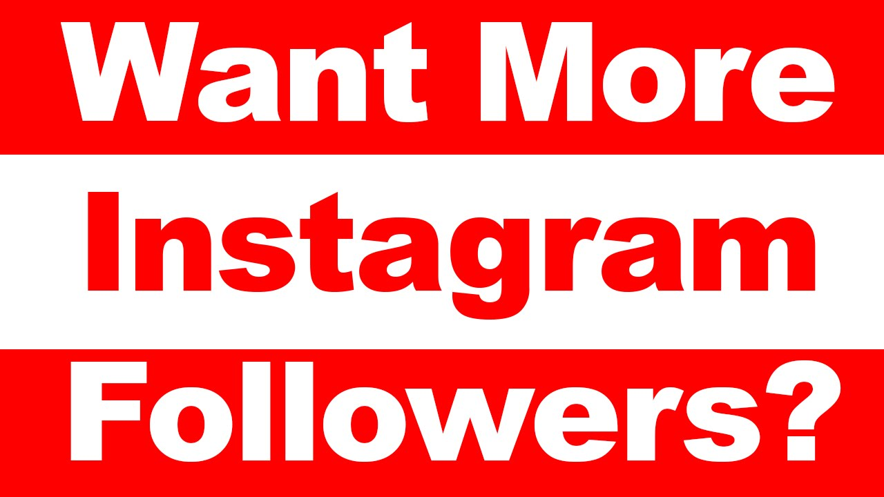 Organically Grow Your Instagram Account