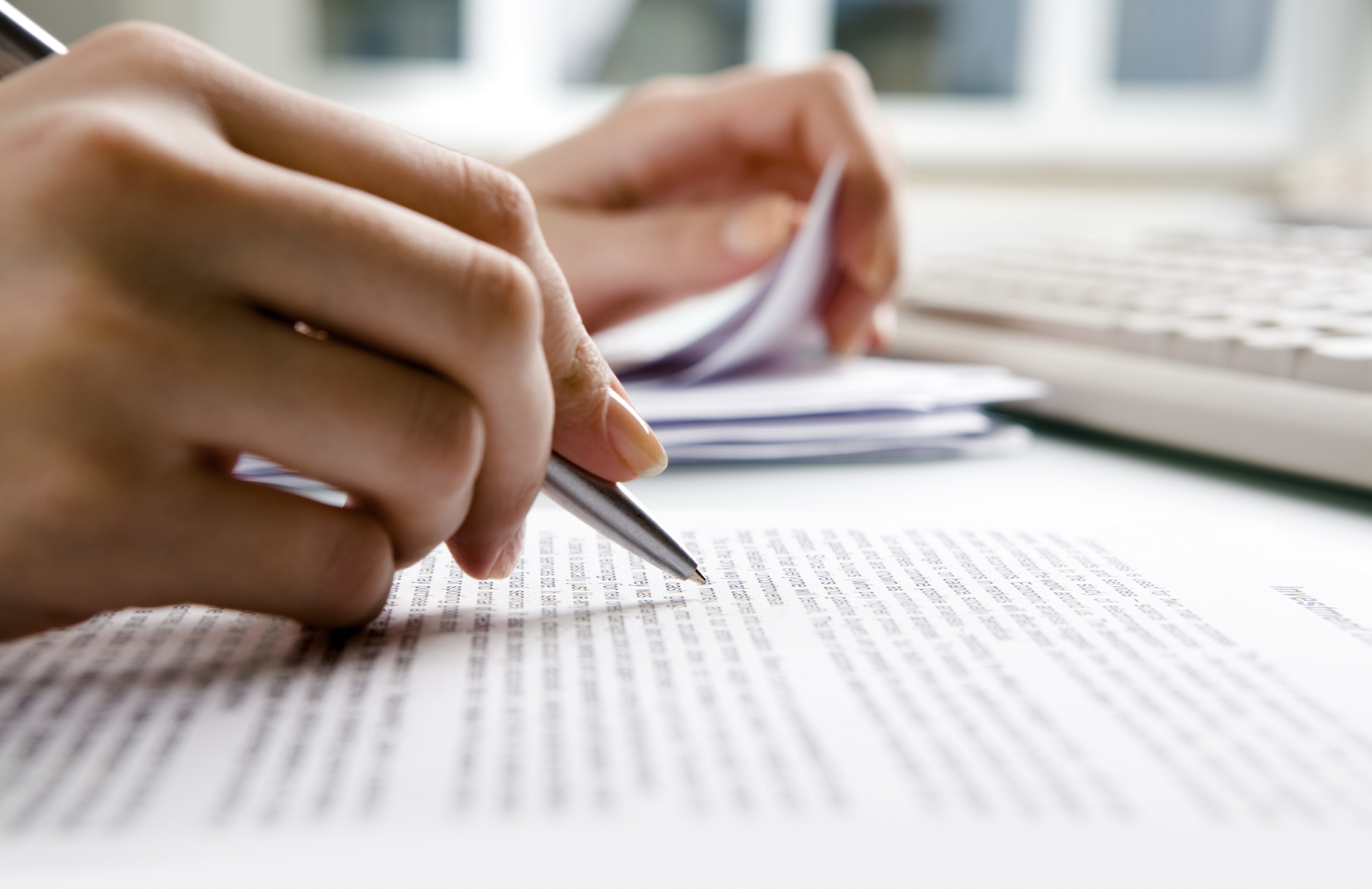 proofread and edit your essay, paper, article (up to 2000 words) in 16 hours