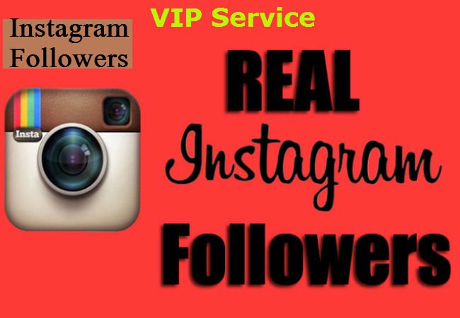 give you real Instagram followers