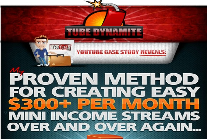 Teach You How To Make 300 Dollars Monthly with Each YouTube Video