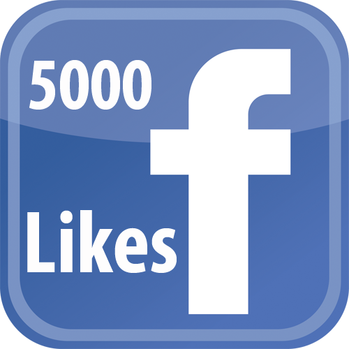 give 5000 facebook fan page likes