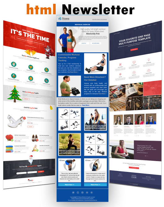 Design Awesome Responsive Email Template