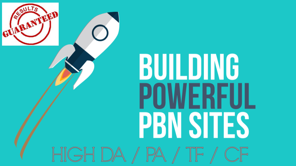 EXTREMELY POWERFUL High PA/DA CF/TF HomePage page PBN Backlinks
