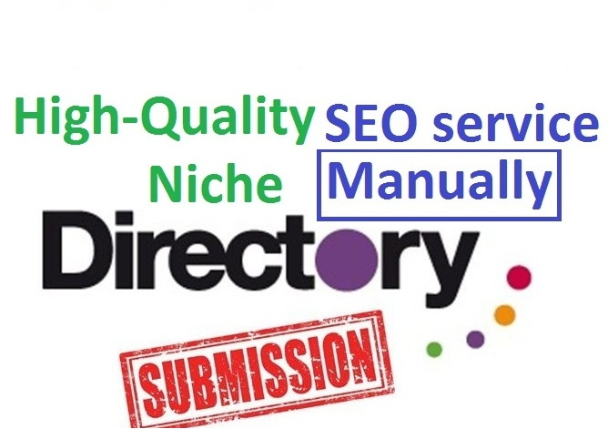 submit 30 Niche and High-Quality directory submission, manually