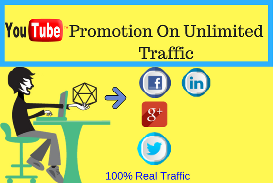 Do Youtube Promotion On Social Media