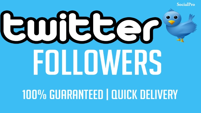 Promote 5000+ Real&Active Twitter Followers Instant!