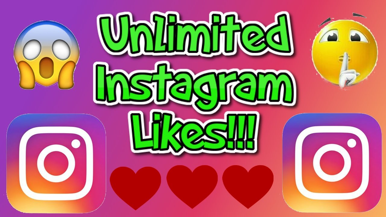 Give You Unlimited Instagram Like,comment Server