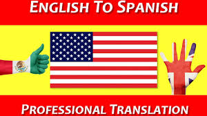 Accurately Translate From Spanish To English In 24 Hours