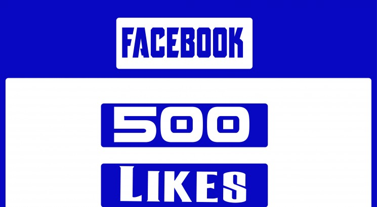 Give you 500 Instantly started Guaranteed Facebook likes