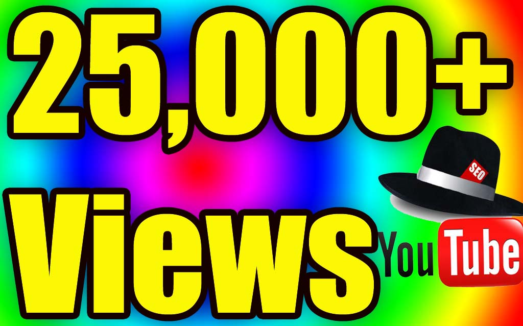 25,000+ YouTube Video Views to REAL Viewers, Good Retention & Non Drop to to Develop in Social Media And Rankin