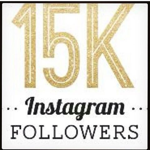 Give You 15000+3000(free) Followers On instagram