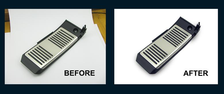 Remove background on 150 photo product