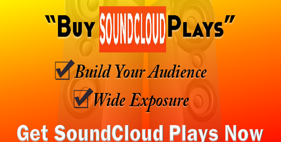 5,000 SOUNDCLOUD PLAYS with USA 100 likes, 100 Reposts and 100 Followers