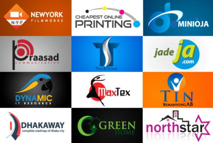 design a professional business logo with in 5 hours